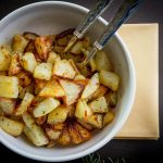 Dreamy, Crispy Roasted Potatoes