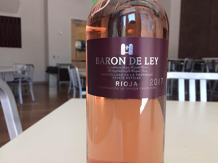Baron de Ley_Rose_Rioja