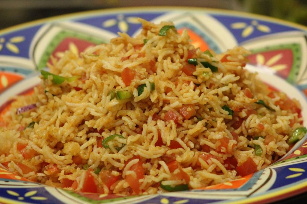 Mexican Rice_Pixabay