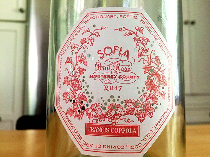 Sofia Sparkling Rose