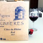 A New Bargain Boxed Red Wine From France: Vignes des Lumieres