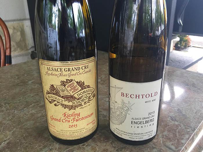 Alsace_Riesling_Grand Cru_Furstentum wine