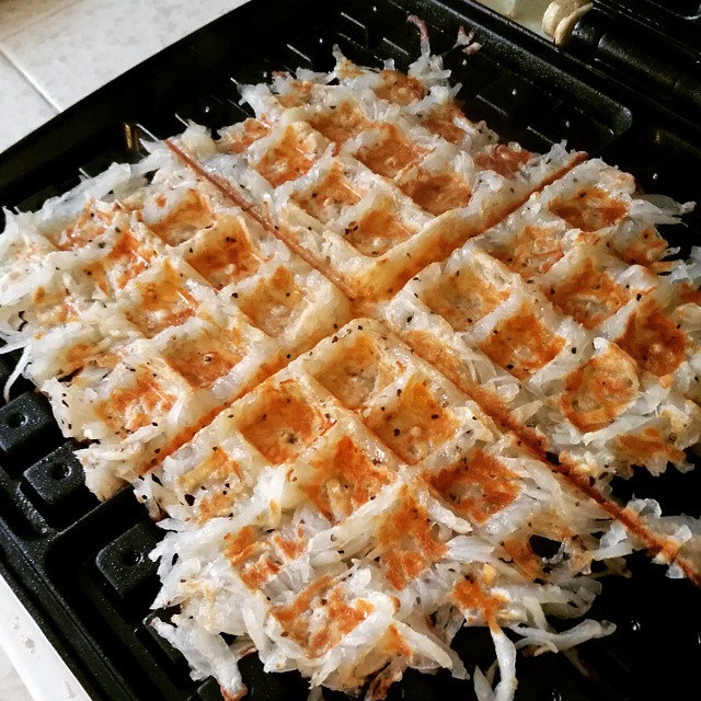 hash brown waffle_Stacina_Flickr