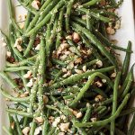 Ina Garten's Haricots Verts with Hazelnuts & Dill recipe