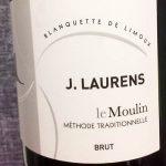 J. Laurens_le Moulin_brut_sparkling wine_champagne