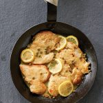 Searing Inspiration_Chicken Piccata recipe