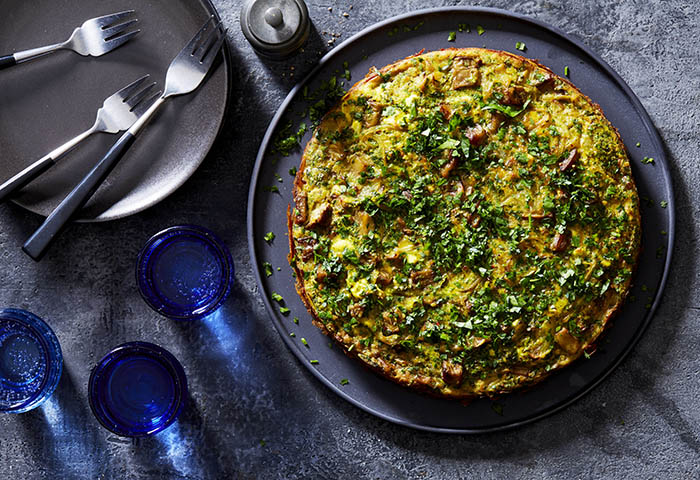 Leah Koenig_Jewish Feasts_Persian Frittata Recipe