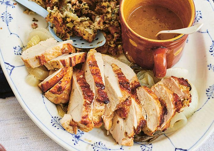 Now & Again_Julia Turshen_Roast Turkey_recipe
