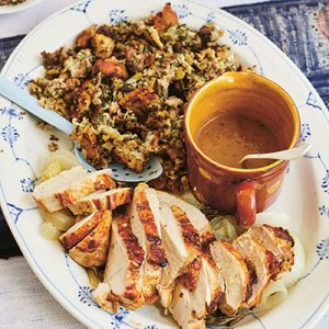 Now & Again_Julia Turshen_Roast Turkey_recipe