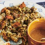 Now & Again_Julia Turshen_Sheet Pan Bread Stuffing_recipe