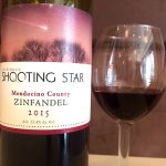 Shooting Star Red Zinfandel 2015