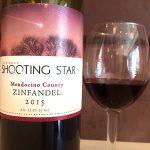 Shooting Star Red Zinfandel 2015