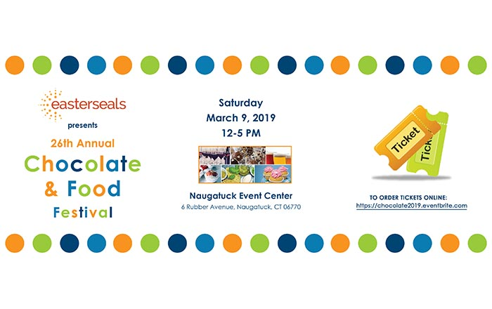 Easterseals 26th Annual Chocolate and Food Festival