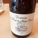 Domaine La Font de Norte Dame red wine