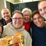 Food Schmooze Burger Show