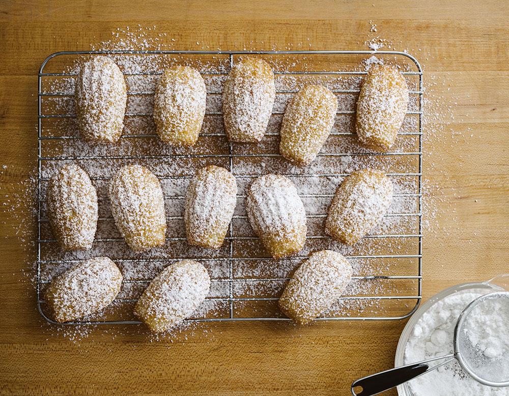 Brian Noyes_Madeleines recipe