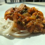 Eggplant and Caper Pasta Sauce_recipe