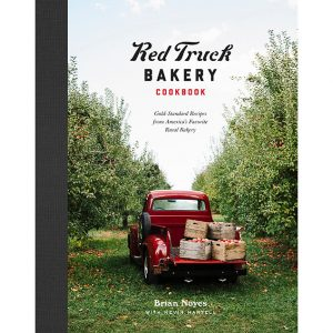 The Red Truck Bakery Cookbook by Brian Noyes