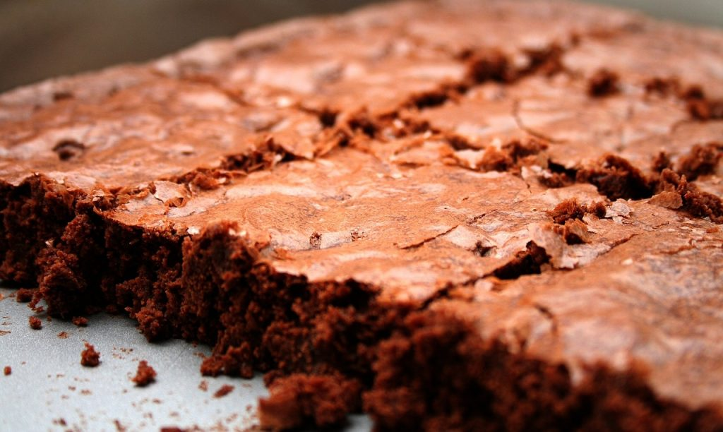 fudge-brownies_Pixabay