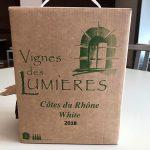 Clos des Lumieres white wine