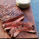 Monday Night Flank Steak recipe from Weber's Ultimate Grilling © 2019 by Jamie Purviance. Photography © 2019 by Ray Kachatorian. Reproduced by permission of Houghton Mifflin Harcourt. All rights reserved